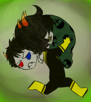 Mituna: Take Sollux and Abscond by SanchaySquirrel