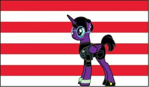 My little Pony character Arpad Flag  3 by Wakko2010