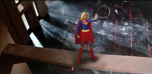 Supergirl Helen Slater Cosplay Movie Show Down by supergirldiaries
