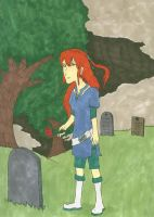 2009: By the Grave by Imperius-Rex