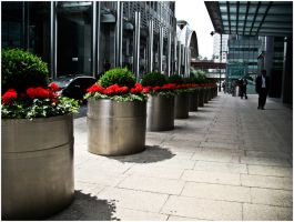 The Canary Warth Street by VillemoCorleone