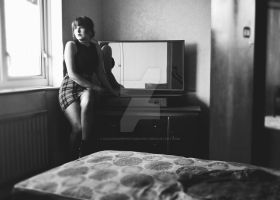 The Restless Die Young by KayleighBPhotography