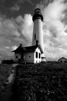 a light house by TheMidnightTraveler