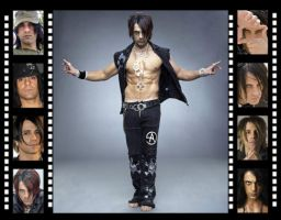 Criss Angel Filmstrip by Mistify24