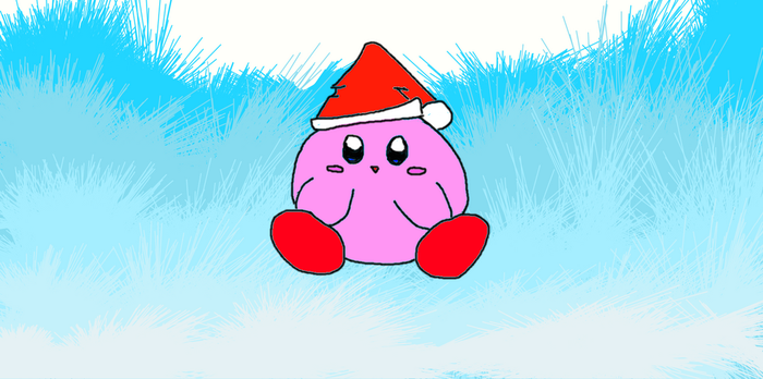 Kirby's Christmas by Ranixpsg