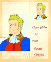 HA: Claus Ulrion by Hoyt-the-mage