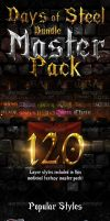 Days of Steel Bundle: Master Pack by Xiox231