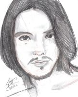Ananda Everingham Portrait by locomocoyum