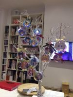 Christmas Baubles by CRINS