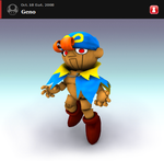 super smash bros voted geno !!!!!! by malerfique