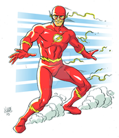 Flash by BezerroBizarro