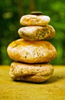 Stacked Pebbles by rdswords