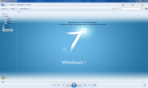 WMP12 - BLUE Theme X86 ONLY. by Legacy-Code