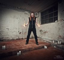 Metal band: Poetica, promotional work #11 by RuudPhotography