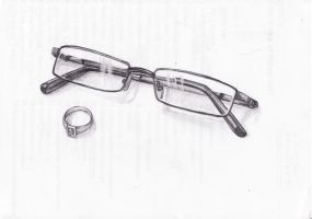 Glasses by TinaGrey