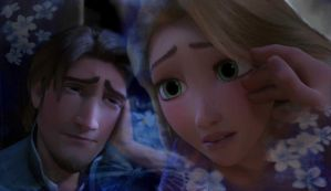 When Your Gone (Tangled) by x12Rapunzelx