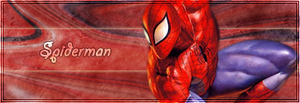 Spiderman - Signature by PacoSigs