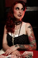 Angelique Grimm tattoo artist by Inkage-Tattoo-Crew