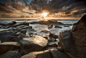 Sunrise KZN South Coast by Arty-eyes