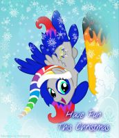 Merry Christmas Everypony by HysteriaAlice09