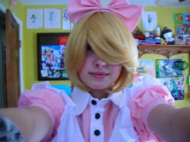 Oni as Wonderland Alois Trancy by PockyBoxxProductions