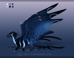 BluePoisonArrowFrog_DesignForSale $$$ !CLOSED! by ulven-f