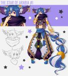 CLOSED / 40 / Adopt Auction / The Star of Arabia by la-flore