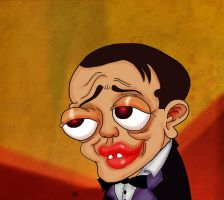 WB Peter Lorre by Makinita