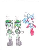 htf sonic style 8 by anolelightdragon