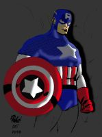 Ringo's Cap colored by me... by RPotchak