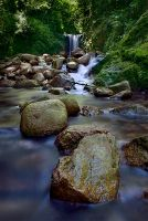 Waterfall Geroldsau by Abyssinians
