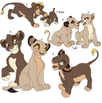 BreedableCubs by Claire-Cooper