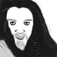 thorin (wip 5) by selftaughtartist1