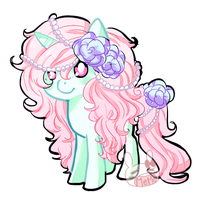 Pony Adopt-Auction-CLOSED by PastelBits