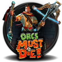 Orcs Must Die Icon v2 by Kamizanon