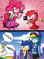 .:Little Talk.:. by The-Butcher-X