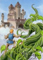 Jack and the Beanstalk - Eric McConnell by Pernastudios