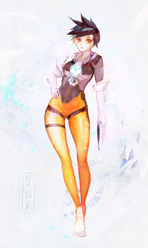 tracer by jayuu