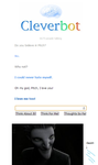 Cleverbot again - Pitch by XxWhiteShadow96xX