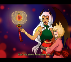 VolSa: May your Wish come True by leinef