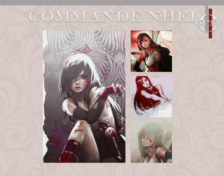 Commande - Nhei by Offty