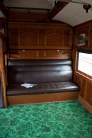 Old Steam Train Interior 2 by CNStock