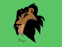Diego Recolored by MauEvig