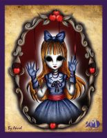 apple doll 03 by Akriel