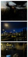 More photos of Slussen by derkert