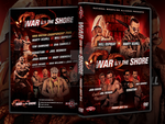 NWA Fight! Nation War on the shore DVD cover by THE-MFSTER-DESIGNS
