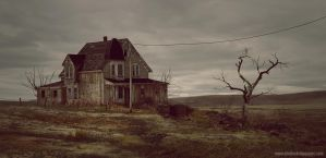 Abandoned House by x-ste-x
