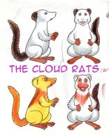 The Cloud Rats by polidread