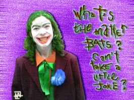 Enter the Joker by ViNCeNT-aSMoDeuS