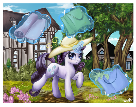 In search of style by DaffyDream